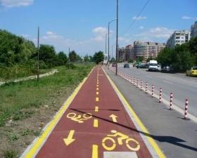 Нови 13 км. велоалеи в София до края на 2014 година
