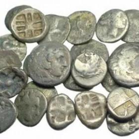 История на сребърните монети